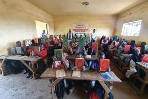 Afrika'daki Programımız Çok Şükür Eksiksiz Bir Şekilde Tamamlanmıştır