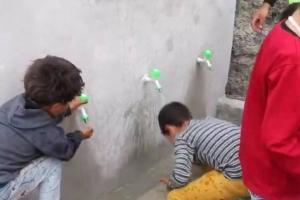 Yarender'den Sınırımızdaki Kamplara 5 Adet Su Kuyusu