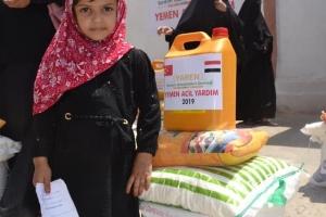 Yemen Yardımlarımız Devam Ediyor