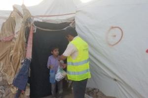 Yemen'de İftar Sofralarımız Kurulmaya Devam Ediyor