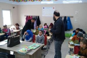 Suriyeli Çocuklar, SİYER ÇOCUK DERGİSİ ile Bir Kez Daha Sevindi