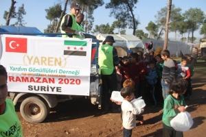 Yarender Suriye'de Ramazan 2020