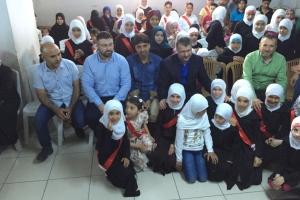 Muhammed Emin Yıldırım Hoca Derneğimize Ziyarette Bulundu