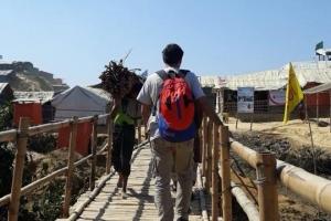 Çok Şükür ARAKAN Kamplarında ki Çalışmalarımız Bereketli Geçiyor