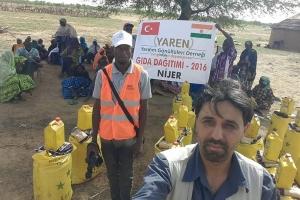 Nijer'de Faaliyetlerimize Devam Ediyoruz