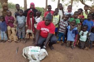 Afrika'da Mali ve Tanzanya, Bangladeş'te ise Arakan Kamplarında Adak, Akika, Şükür ve Hayır Kurbanları Kesilmektedir.