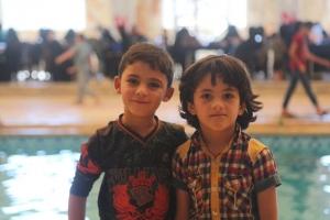 Afrin' de 450 Yetime Nakdi Yardım.