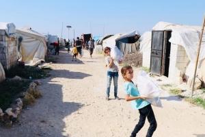 Suriye Yardımlarımız Devam Etmektedir.