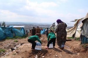 Suriye Yardım Çalışmalarımız Devam Ediyor
