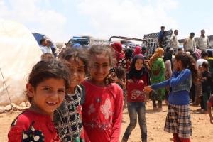Sizlerin Yardımıyla, Suriye Yardımlarımız Devam Ediyor.