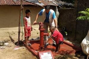 Nijer ve Arakan Kamplarında Açılan Su Kuyuların Kontrolleri Yapıldı