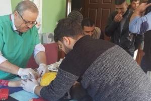 Suriye´li Türkmen Çocuklar Sünnet Ettirildi