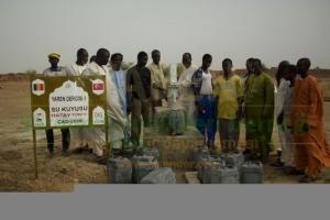 Çad 'da 2 Su Kuyusu Açıldı