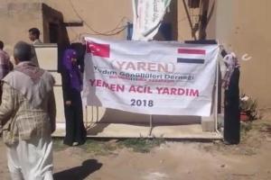 Sizlerin Destekleri ile Yemen'e de Yardımlarımız Ulaştı