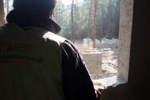 Suriye Türkmen Dağı Yerleşim Alanı Projesi