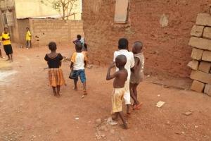 Yarender Ramazan'da Burkina Faso'da