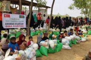 Bu yılda Ramazan´da Yardımlarımız Nijer ve Arakan´a