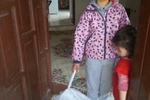 Hatay'da Ramazan Kumanya Dağıtımlarımız Devam Ediyor.