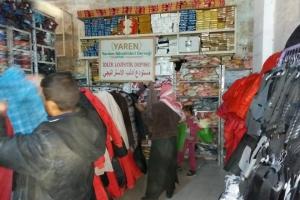 İDLİB'teki Yaren Lojistik Depomuzda İhtiyaç Sahipleri İçin Dağıtımlarımız Devam Ediyor