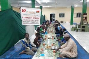 Yarender Burkina Faso'da