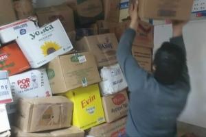 Bayır-Bucak Türkmenlerine 2 Tırlık Yardım Malzemesi