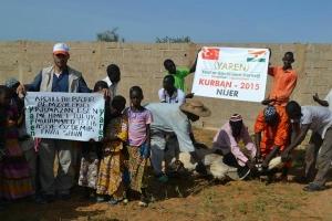 Nijer'de Kurbanlar Kesilmeye Devam Ediyor