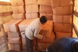 Suriye'de 27 Bin Adet Eşofman Dağıtıldı