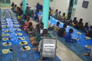 BURKİNA FASO'da İftar Sofralarımız Yardımlarınızla Kurulmaya Devam Ediyor