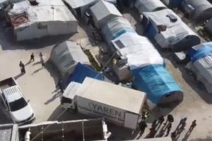 Sınır Kamplarımızda İftar Organizasyonumuz Devam Ediyor