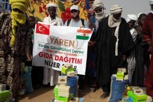 Nijer'de Dağıtımlarımız Başladı