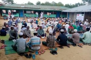 İftar Soframız Arakan Kamplarındaki Yetimler İçin Kuruluyor