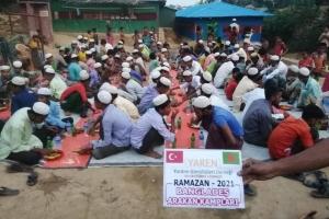 Niyet ettik bu Ramazanda da GÜLÜMSE(T)MEYE..