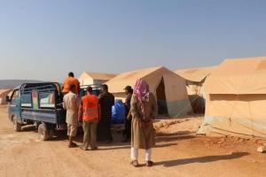 Suriye, Arakan Kampları ve Burkina Faso' da Yardımlara Devam.