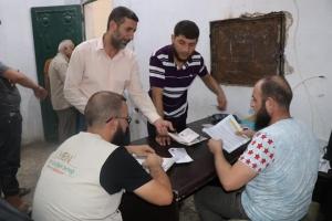 İdlib / Marrat Numan'daki Fırınımız Faaliyetlerine Devam Ediyor.