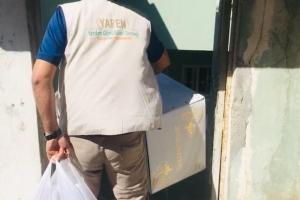 İskenderun, Payas, Dörtyol, Belen, Kırıkhan'da Kumanya Dağıtımı Gerçekleştirildi.