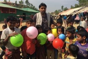 ARAKAN Kamplarına Yardımlar Ulaşmaya Başladı
