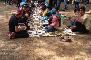 200 Yetim Çocuğumuz, Derneğimizin Düzenlediği Piknikte Doyasıya Eğlendi