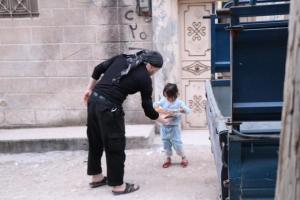 Suriye'de İftarlar Verilmeye Devam Ediyor