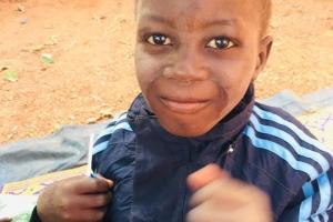 Yarender Olarak Burkina Faso'dayız