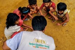 Nijer ve Arakan Kamplarında bayram öncesi çalışmalar devam ediyor