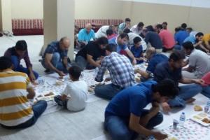 Suriye Türkmenleri Kardeşlerimizle İftarda Buluştuk