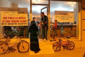Ramazan Ayında Gıda ve Bayramlık Giysi Dağıtımı Yapıldı