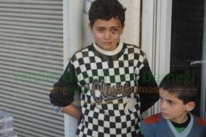 Suriye'ye İnsani Yardım Koridoru