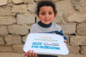 Yarender Ramazan'da Gazze'de