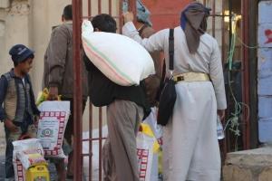 Acil Yardımlarımız, Sizlerin Destekleri ile Bir Kez Daha Yemen'de...