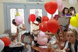 ELBİR VETTAKVA Kursundaki Küçük Yürekler Çok Mutlu