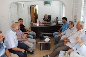 Suriye Sorunu ile İlgili Bilgilendirme Ziyaretleri