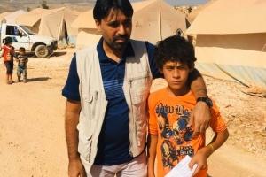 Suriye' de Yardımlarımız Devam Ediyor.