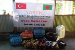 Yarender Ramazan'da Arakan Kapmlarında
