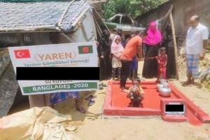 Bangladeşte Yeni Suyularımız Açılıyor